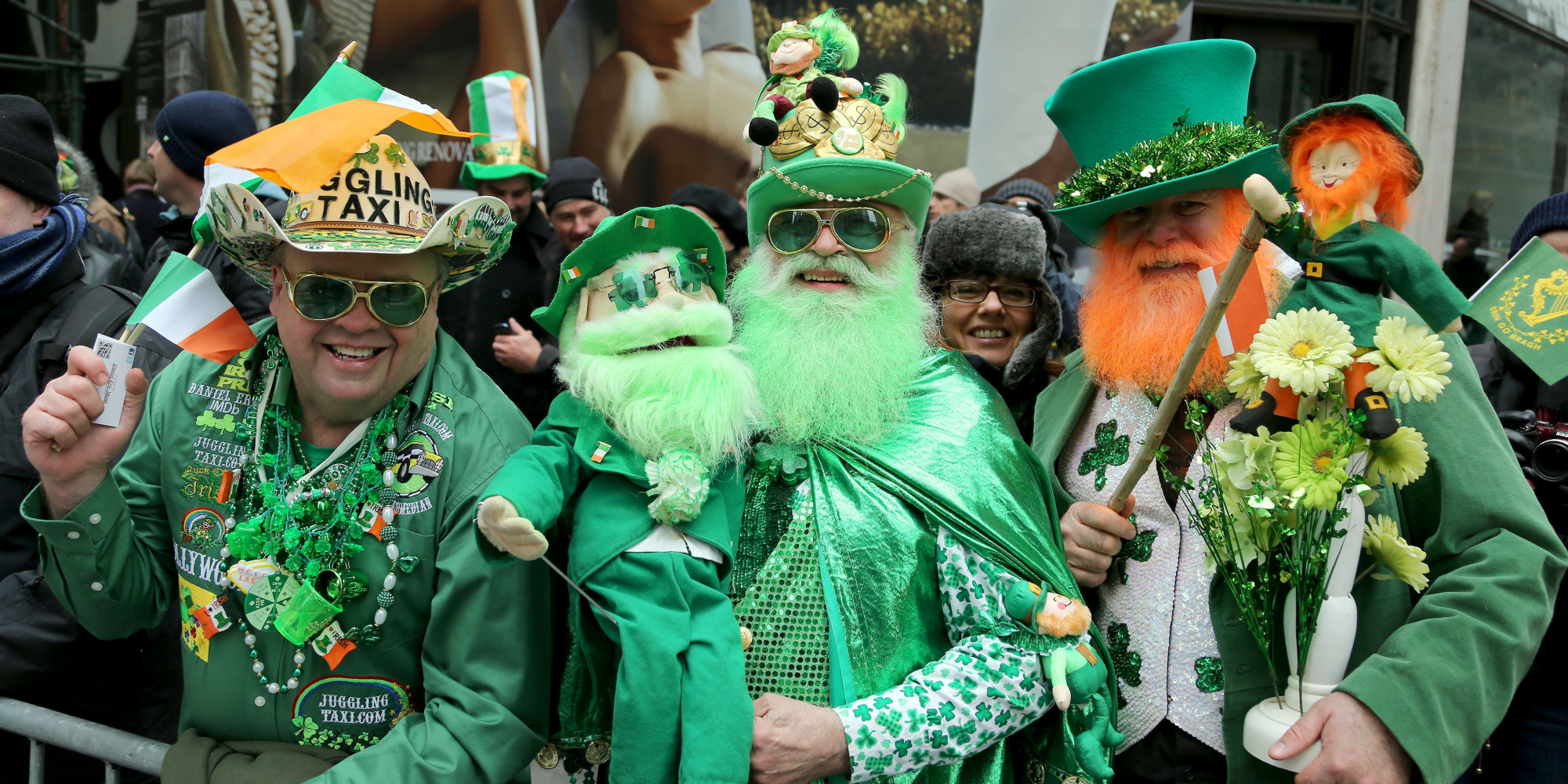 With the 2nd largest parade in the United States and some of the best festivals Savannahs St Patricks Day Celebrations are unlike any others