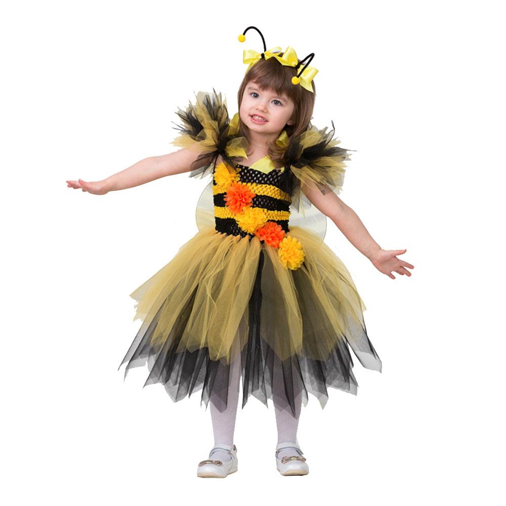 Новогодний костюм «Пчёлка» для девочки - сделай сам - photo#23