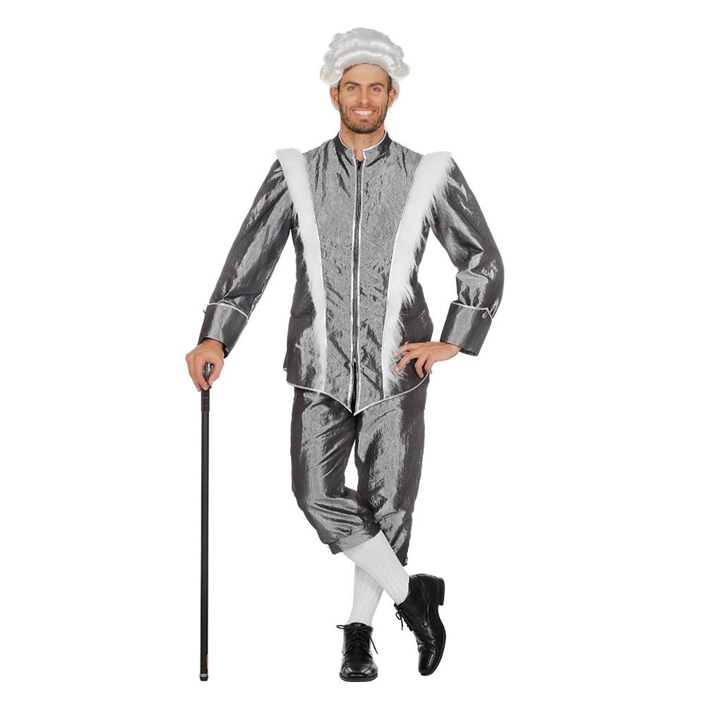 Новогодний костюм ледяного короля - photo#4