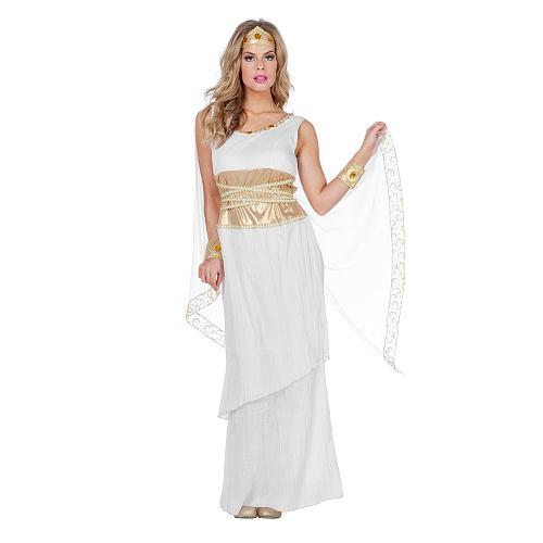 Новогодний костюм греческой богини - photo#31